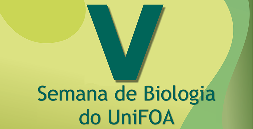 V  Semana de Biologia do UniFOA