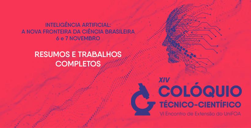 Banner site RESUMOS E TRABALHOS COMPLETOS